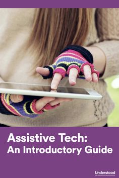 An introduction to Assistive Tech #AT
