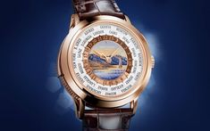 Based on a limited edition concept released in the Patek Philippe Reference World Time Minute Repeater is the first wristwatch that not only tells world time, but sounds local time for anywhere on the globe. Patek Philippe World Time, Ar Platform, Black Panther Marvel, Wearable Technology, Mens Fashion, Watch, Gentleman, Twitter, News