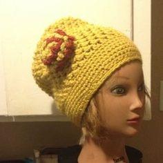 Handmade Accessories - Beautiful beanie hat