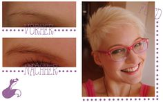 p2 Far East. So close: defining eyebrow loose powder  wax pencil