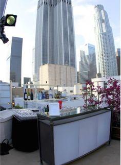 Lugares para bodas en Los Angeles - Oviatt Penthouse