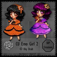 CU The Emo Girl 2