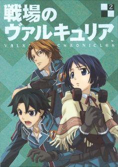 Valkyria Chronicles Anime
