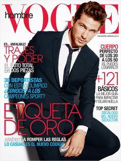 Adam Senn [Vogue Hombre Méjico 2012].
