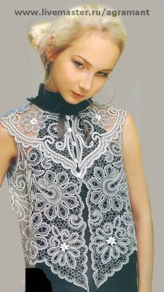 Кружево предметы одежды - Аня Журавлева - Веб-альбомы Picasa