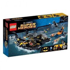 Lego 76034 Batboot Havenachtervolging