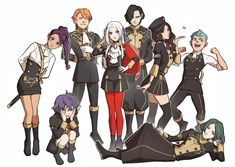 House of Black Eagles [Fanart] : fireemblem Resident Evil, Eagles Memes, Videogames, Pokemon, Black Eagle, Fire Emblem Games, Fire Emblem Characters, Blue Lion, Ferdinand