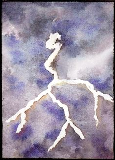 Musings on Art: Stormy Weather Swap and 365 Art Project