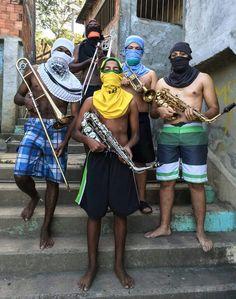 Favela também é arte