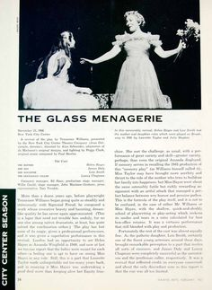 Study Guide on Symbolism in The Glass Menagerie