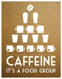 Koffie...mmmmm!