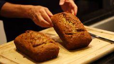 The Best Homemade Banana Bread..