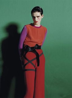 Stella Tennant for Vogue Italia May 2011 by Tim Walker