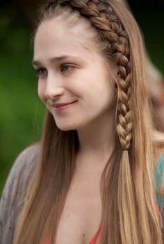 Jessa (Jemima Kirke) #GIRLS #HBO