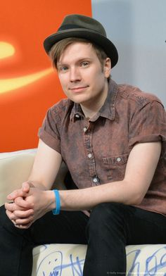 ((FC: Patrick Stump)) Hey, I'm Patrick. I'm a werewolf, siren hybrid. I sing most of the time and I learned guitar and piano. I do covers sometimes like Micheal Jackson's Beat it. I was born in this place and my dad was a werewolf and my mom was a siren. They were killed. I've been here for 17 years.