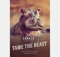 Tame The Beast Barber Shop
