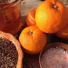 Seville Orange, Hone