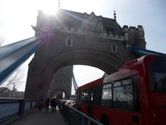 London Bridge.  You must go to London!