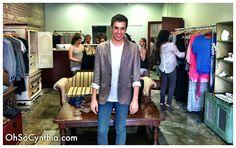 Meet John Piermarini who operates Piermarini Boutique in Snider Plaza.