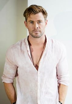 Hemsworth Brothers, Chris Hemsworth Thor, First Love, How To Look Better, Handsome, Husband, Actors, Sexy, Mens Tops