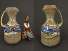 Vintage Keramik Vase / Steuler / Modell 315 25 / Fat Lava   West German Pottery   70er von ShabbRockRepublic auf Etsy