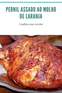 No Salt Recipes, Ham Recipes, Mexican Food Recipes, Good Food, Yummy Food, Portuguese Recipes, Easy Meals, Food And Drink, Low Carb