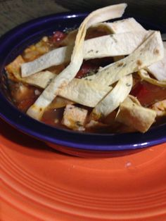 Married with pigs: Copy Cat of Chili's Southwest Chicken Soup