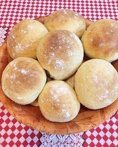 Pão Caseiro de Leite Ninho!!!