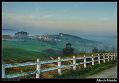 Alto de Maoño, Cantabria by Juan C Ruiz, via Flickr