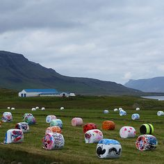 icelandic streetart | Flickr - Photo Sharing! Not yarn but decorative