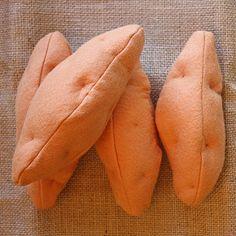 Felt Sweet Potato | We love sweet potatoes in our house. I w… | Flickr