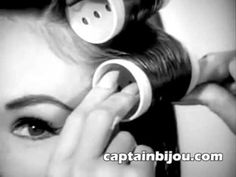 DIPPITY-DO STYLING GEL COMMERCIAL 1960s - YouTube
