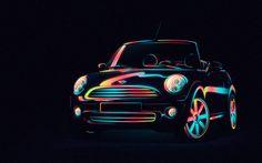 Mini Cooper by Gianluca Fallone