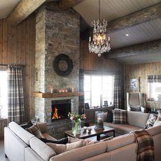 Vakre hjem og interiør