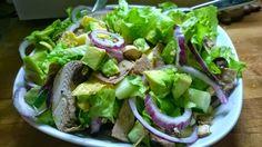 Tupun tupa: Texmex-salaatti