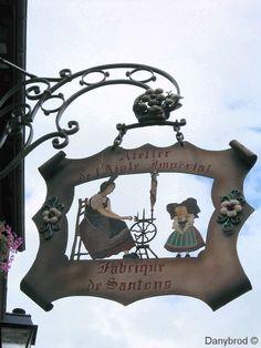 *Enseigne, Alsace*