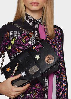 871431fe1f1e Versace Rock Star Patch Stardvst Bag for Women