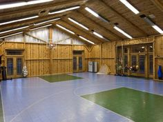 Used Basketball Court Flooring For Sale Indoor Basketball Hoop, Outdoor Basketball Court, Pole Barn Garage, Pole Barn Homes, Utah Homes For Sale, Basketball Tricks, Basketball Shoes, Basketball Room, Custom Basketball