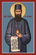 31 dec 11.  St Ephraim of Nea Makri ... considered a patron for drug addicts, suicides and those in despair or frightened.