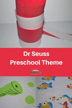 Dr Seuss makes us think of everything rhyming! Cat in the Hat, Green Eggs and Ham and many other favorites! This theme page is filled with over 35 preschool activities and ideas for all areas of your classroom.