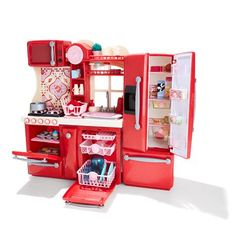Toy Kitchen Sets - Our Generation Gourmet Kitchen >>> You can get ...