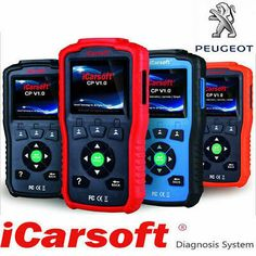 iCarsoft CR Plus NEW VERSION professional universal OBD2 diagnostic scanner f...