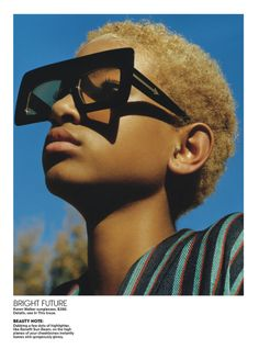 MAP - News – Jamie Hawkesworth Shoots Willow Smith for Teen Vogue