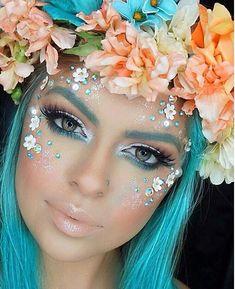 Fairy makeup // Patrizia Conde