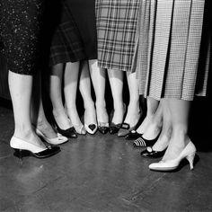 Walter Sanders, Life, 1950's