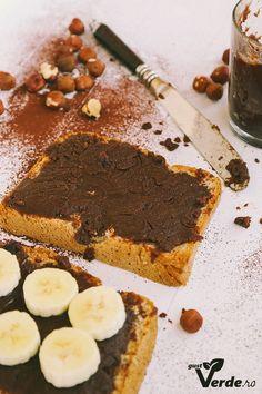 Get Healthy, Nutella, Tiramisu, Vegan Recipes, Vegetarian, Snacks, Ethnic Recipes, Food, Cakes