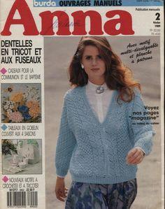 Anna Burda Germany 1989 2