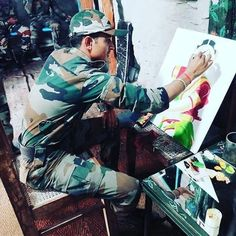 Instagram post by indian army • Aug 21, 2018 at 3:25am UTC Real Life Heros, Bullet Bike Royal Enfield, Army Girlfriend, Indian Army, Military Art, Armed Forces, Inspirational Quotes, Instagram Posts, Special Forces