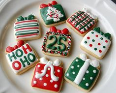 Christmas Cookies:) on We Heart It