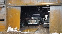 Barn Fresh! 1946 Ford Pickup - http://barnfinds.com/barn-fresh-1946-ford-pickup/